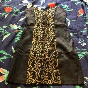 Vintage Brief Encounter Dress